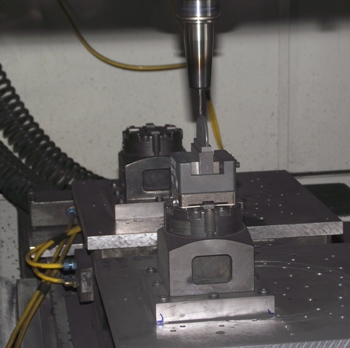 Thomas Keating EDGECAM Machining electrode